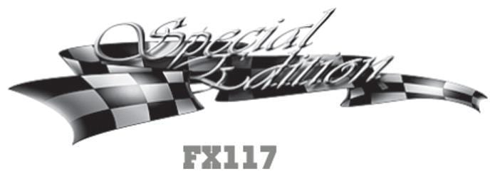 Formula Special Edition Vinyl Graphic - Custom Vinyl Graphics