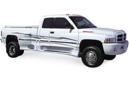 Auto Trim Express Venture Vinyl Graphic
