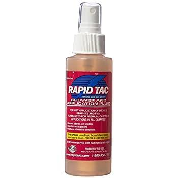RapidTac-RapidTac Vinyl Application Fluid-Custom Vinyl Graphics