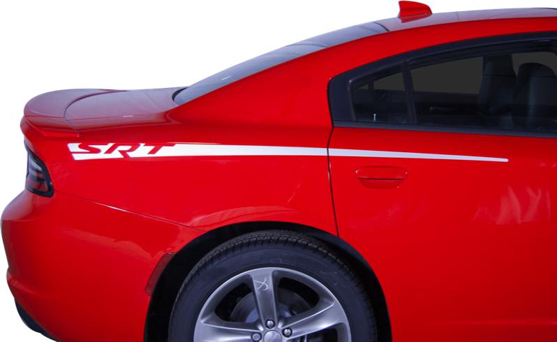 Custom Auto Designs Charger Charger SRT Body Line