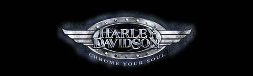 Chrome Soul Harley-Davidson Rear Window Graphic - Custom Vinyl Graphics