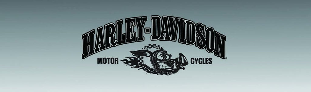 Road Rider Harley-Davidson Rear Window Graphic - Custom Vinyl Graphics