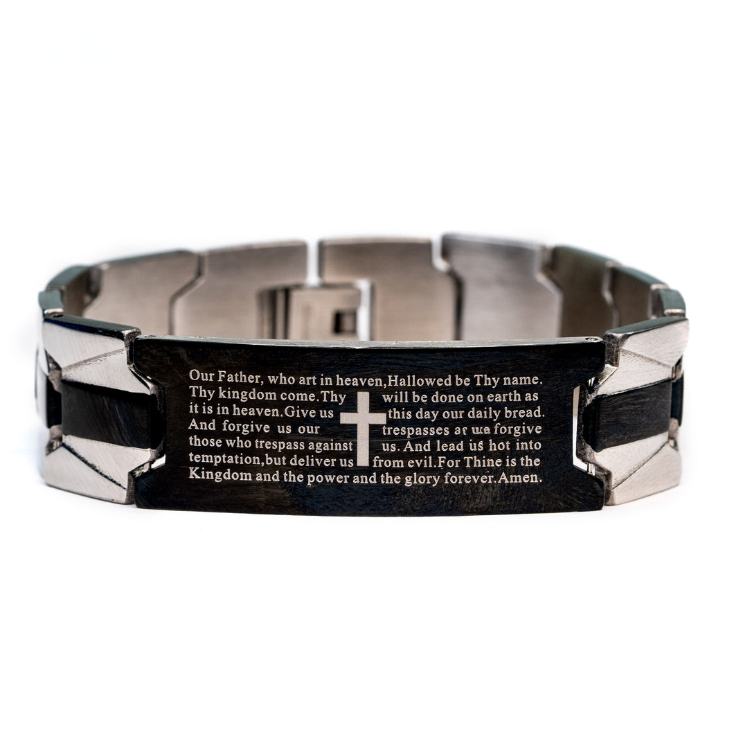 OUR FATHER BRACELET .