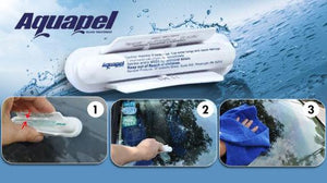 Aquapel Glass Treatment