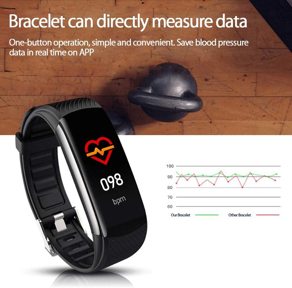 Tracker Fitness Watch