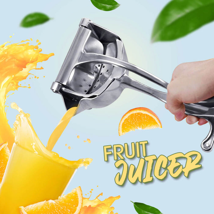 Manual Fruit Juicer Press .