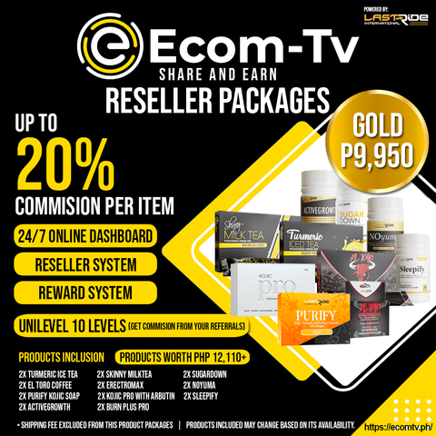 Gold Reseller Package