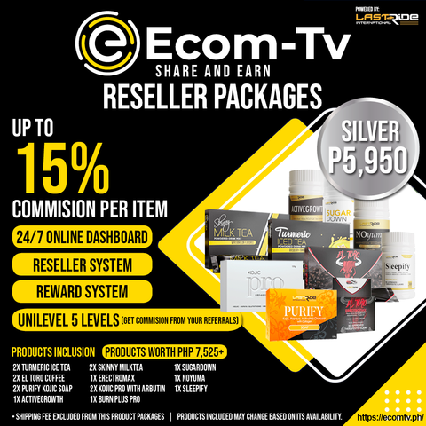 Silver Reseller Package