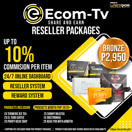 Bronze Reseller Package