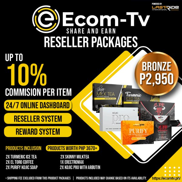 Reseller Packages