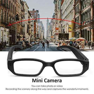 MULTI-PURPOSE EYEGLASSES WITH FULL HD CAMERA .