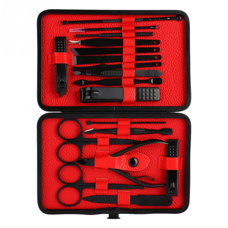 Upgraded 18-IN-1 Professional Grooming Kit .