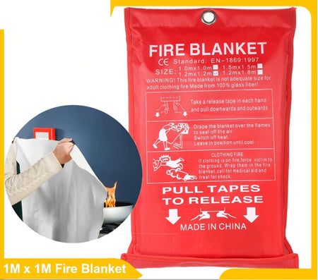 Fire Blanket (EMERGENCY)