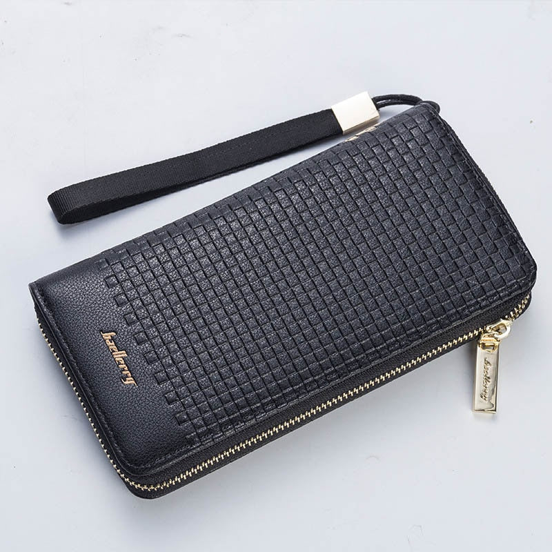 Long and High Capacity Wallet for Men and Women .