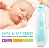 BABY AUTOMATIC NAIL TRIMMER
