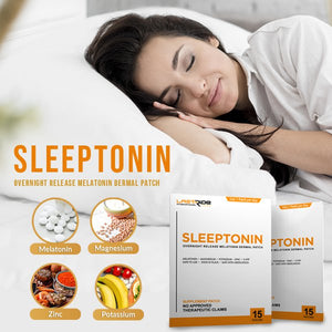 Sleeptonin Melatonin Patch (15 Patches)