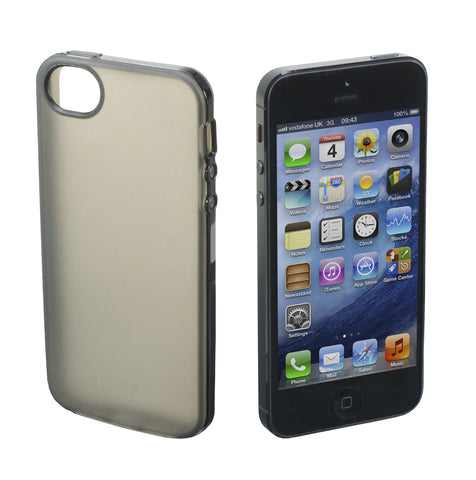 Pro Case & Screen Protector For iPhone 5 / 5S - Black