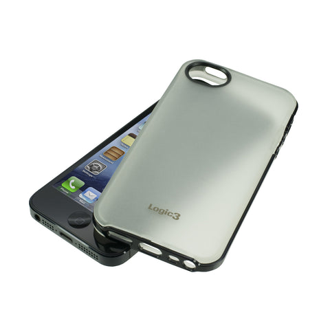 Pro Case & Screen Protector For iPhone 5 / 5S - Transparent