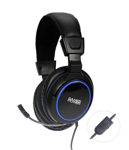Command Wired Gaming Headset for PS4
