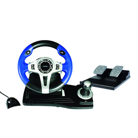 TopDrive Wireless RF (3-in-1) Steering Wheel