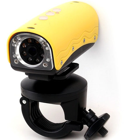 720P Waterproof Sports Action Camera