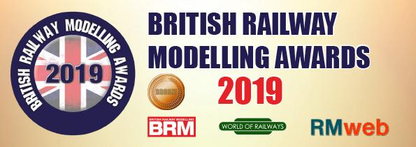 Bronze Award - Darstaed Mk1 Mainline Coach Range in the category 'O Gauge Rolling Stock'