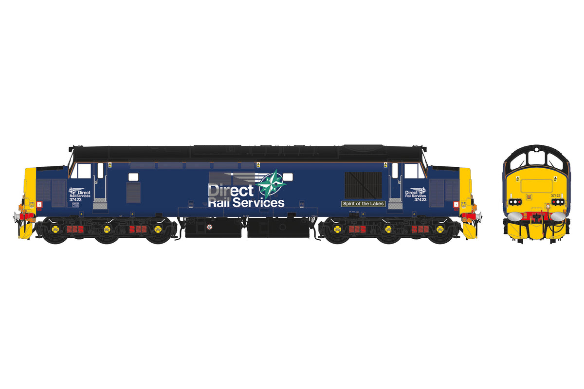 Accurascale OO Gauge ACC231737423 Class 37/4 37423 'Spirit of the lakes', PRE - ORDER