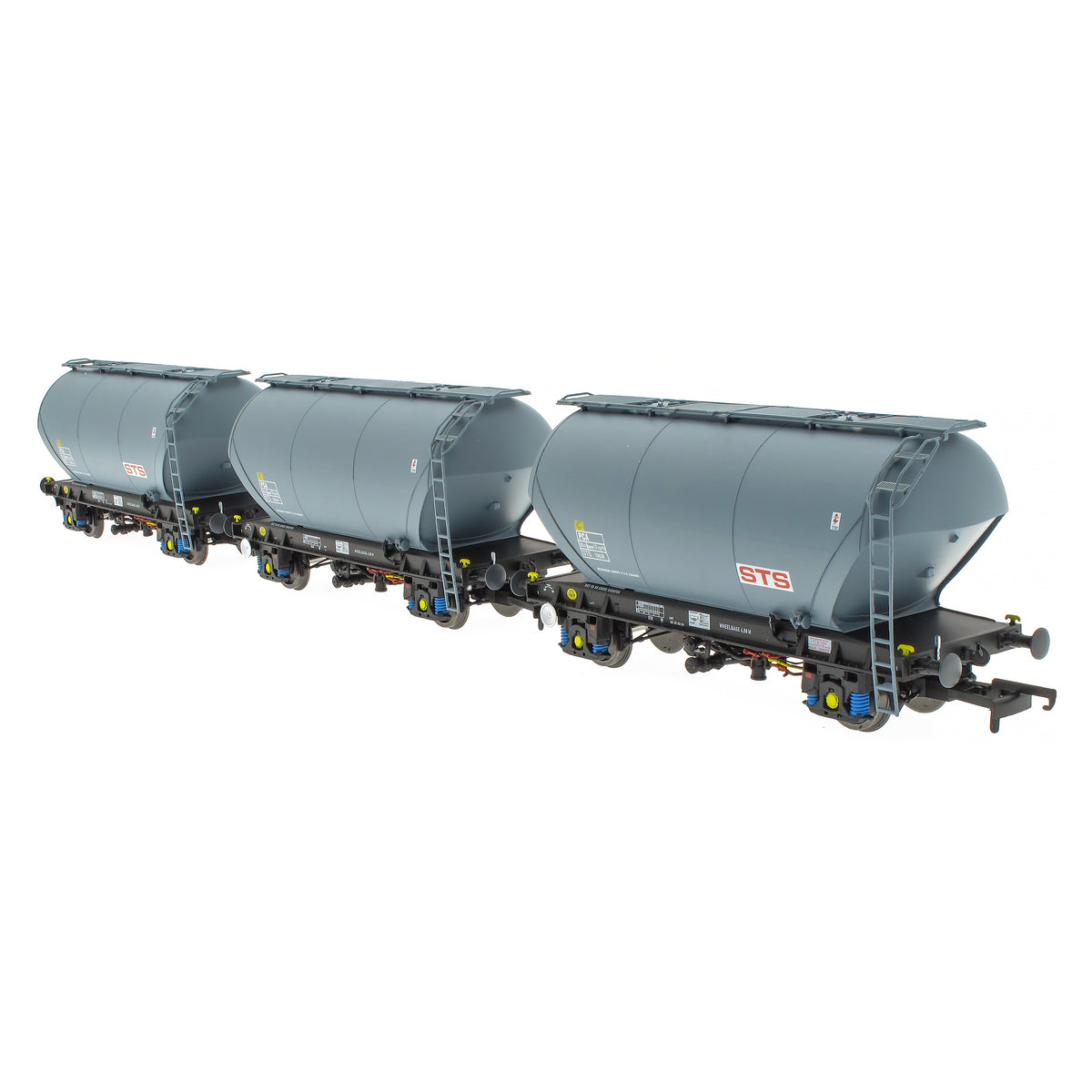 Accurascale OO Gauge ACC2023-STS-D PCA Bulk Cement Wagon