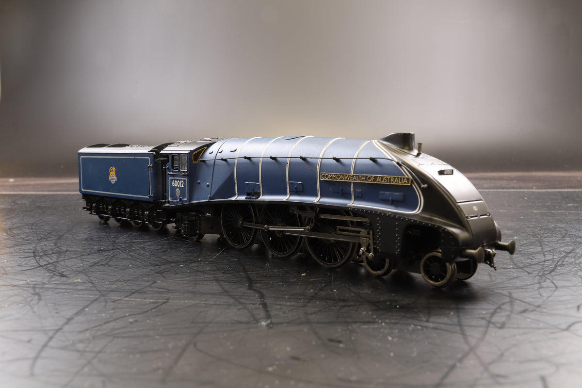 Bachmann OO 31-2001 Set of 3 Class A4 4-6-2 'Commonwealth of Australia', Ltd Ed. 0396