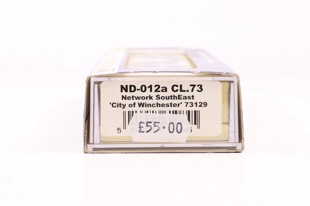 Dapol N Gauge ND-012A CL.73 Network SouthEast 'City of Winchester' 73129