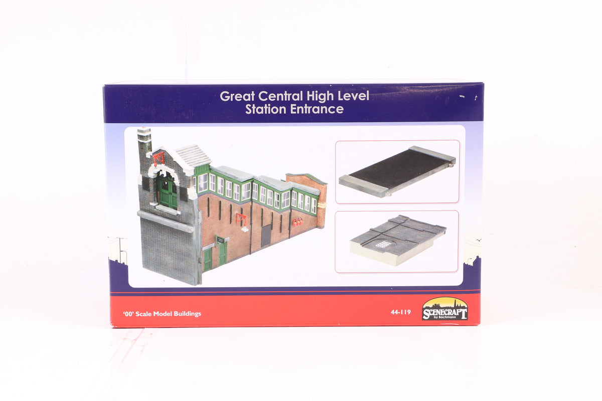 Bachmann OO Great Central Buildings and Platforms