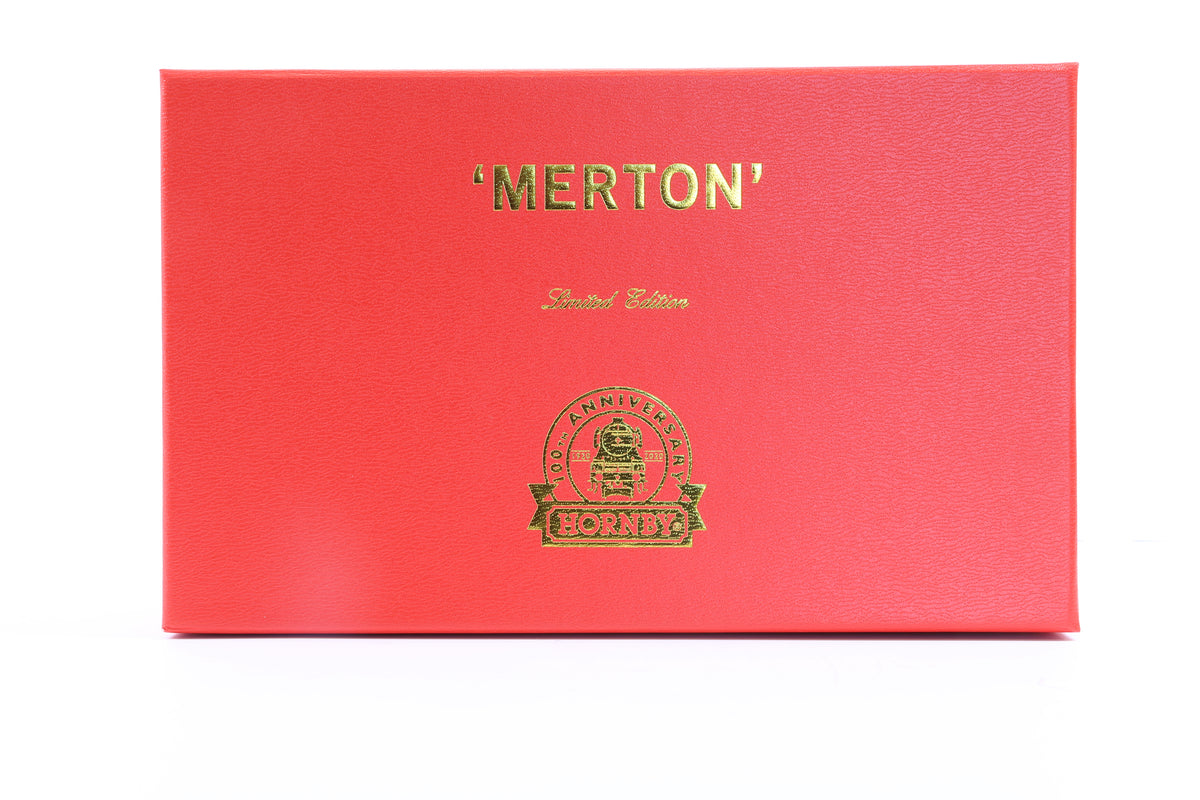 Hornby OO R3823 LB&SCR 45 'Merton' Centenary Year Limited Edition, 909 of 1000