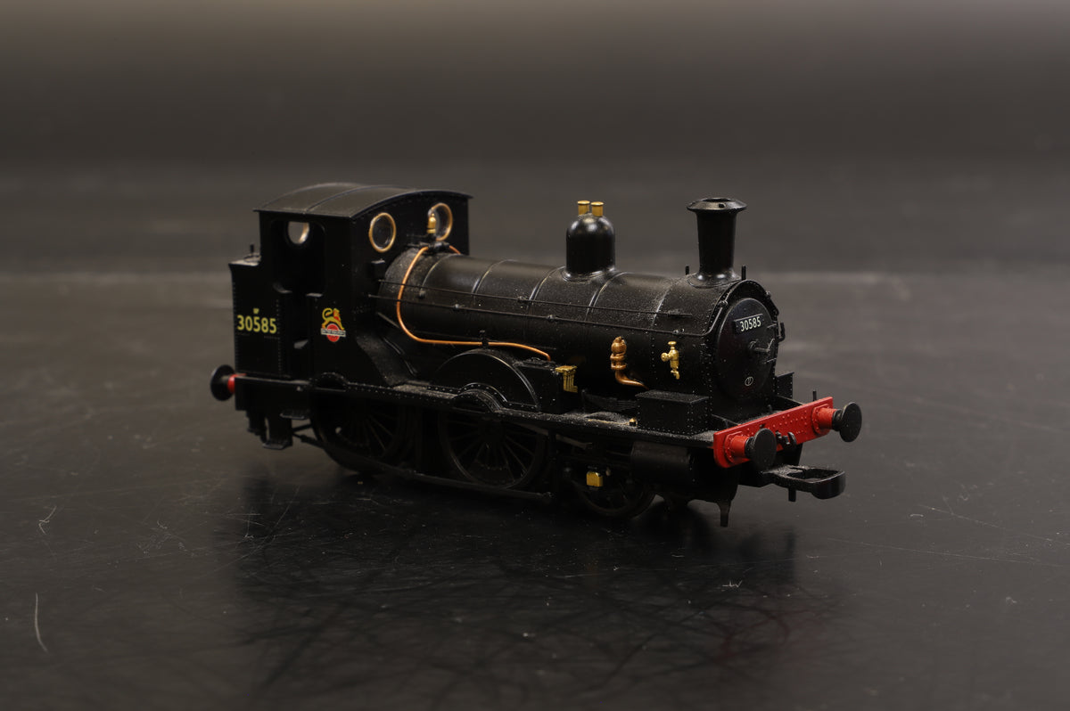 KMRC OO K2058 Beattie Well Tank BR Black E/Emblem '30585'