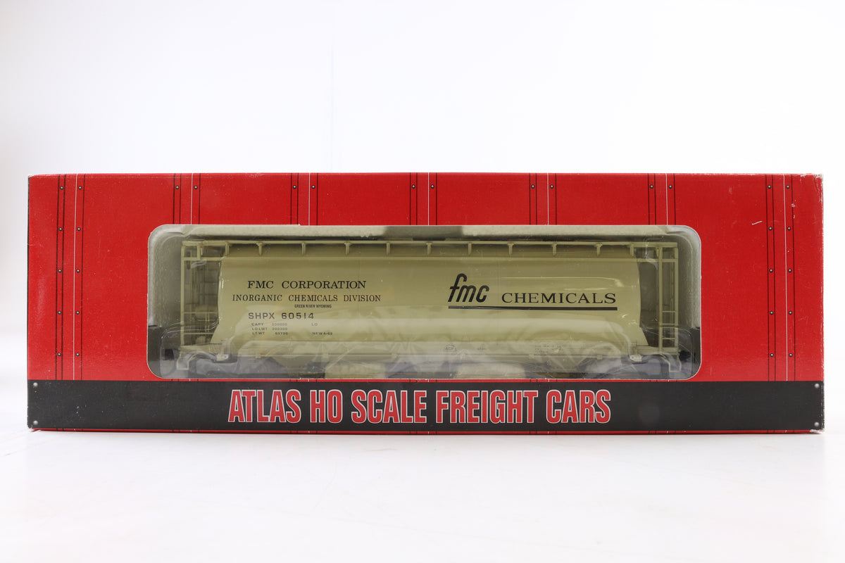 Atlas/Bachmann/Walthers HO Rake of 6 Wagons, Inc. #1120A, #1942-1, #1120B, 71400, 73100 & 932-7310
