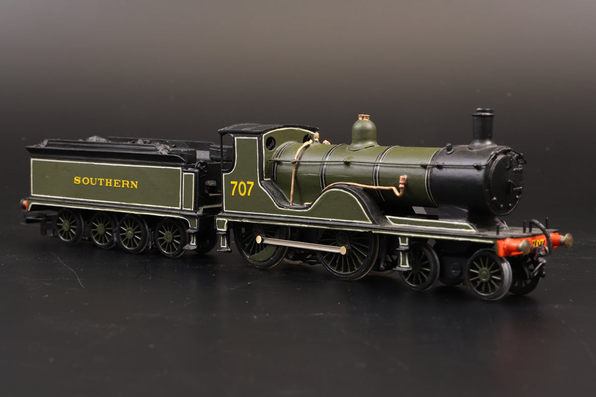 Kit Built OO 4-4-0 T9 Southern Green '707'