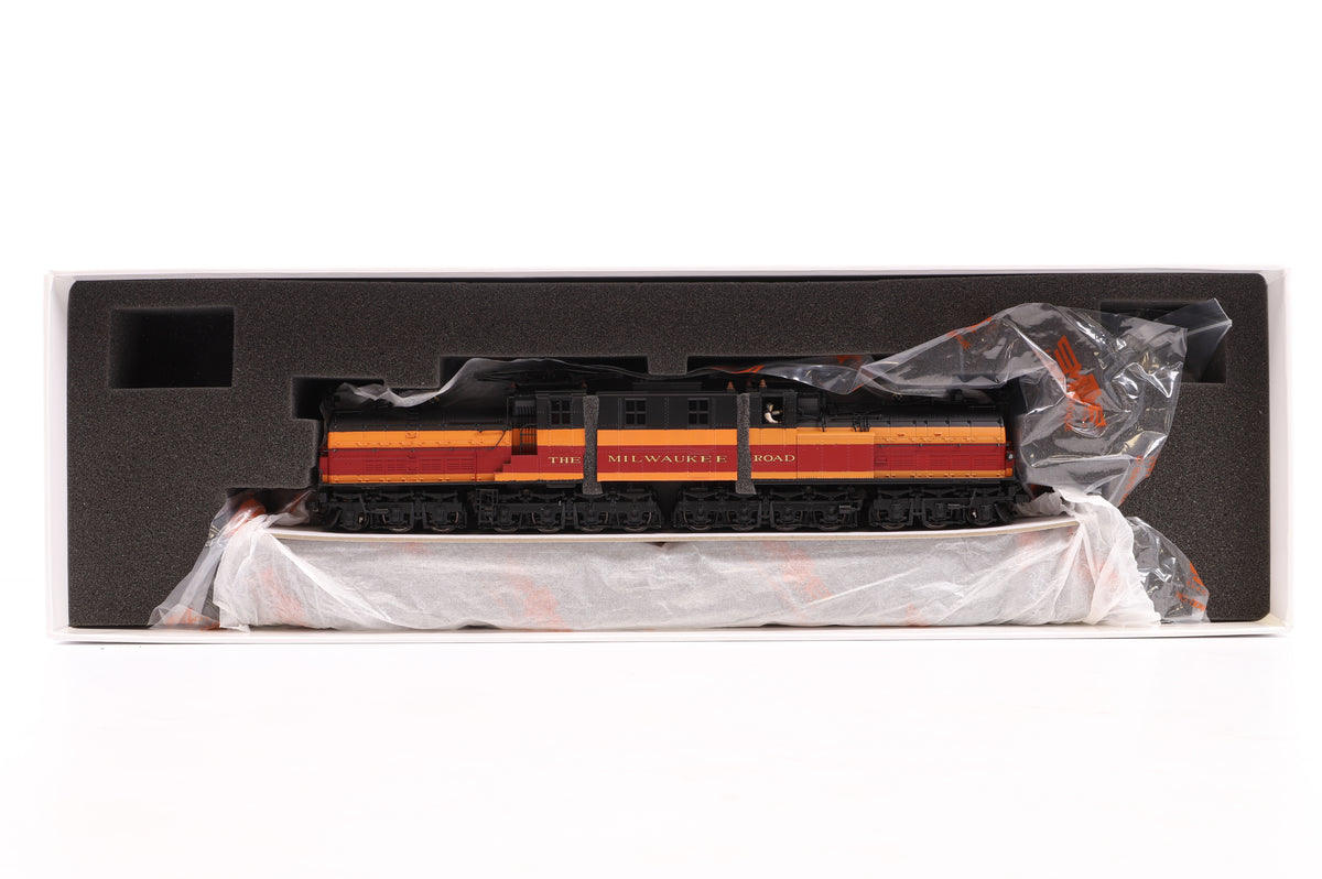MTH HO 80-2146-1 Bi Polar Electric Engine Milwaukee Road 'E-3', Proto 3 Sound