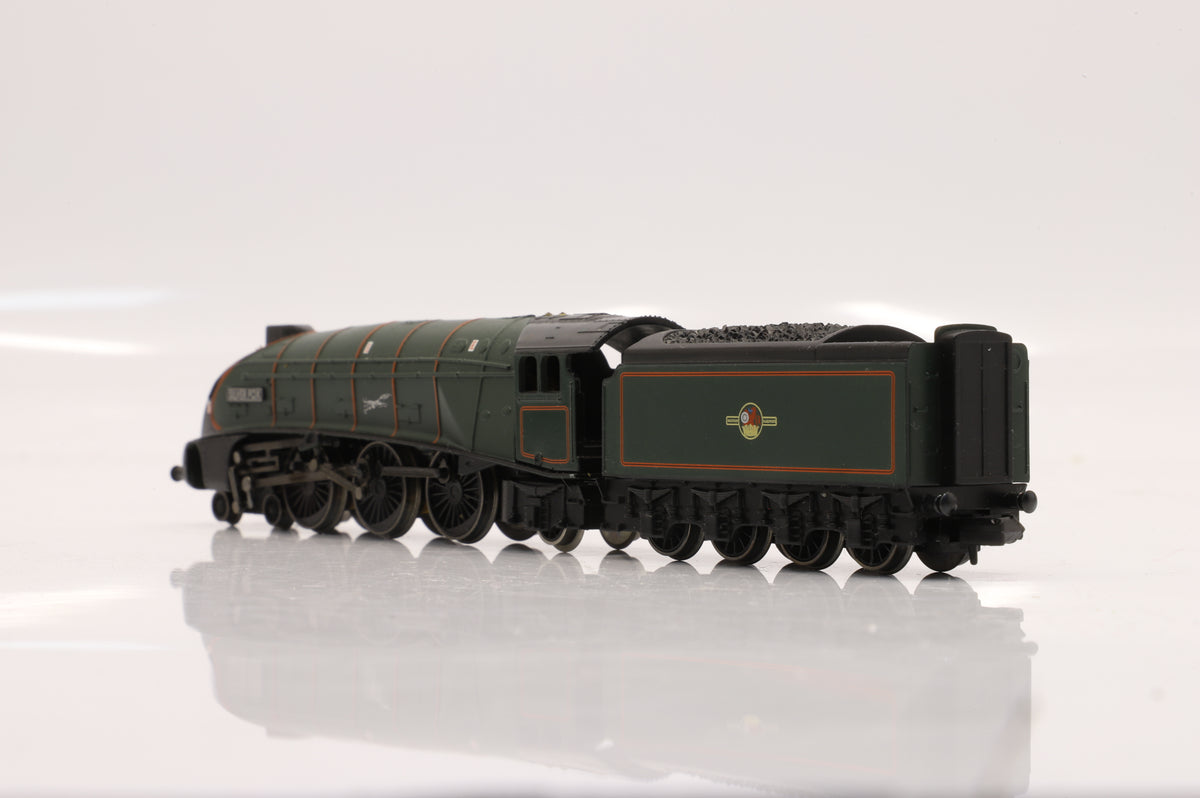 Graham Farish 372-355 A4 60017 'Silver Fox' BR Lined Green L/Crest