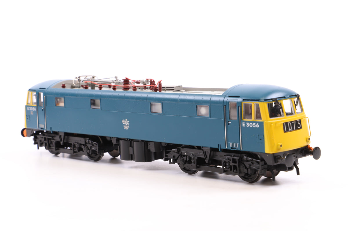 Bachmann OO Gauge 31-677 Type AL5 Electric E3056 BR Blue