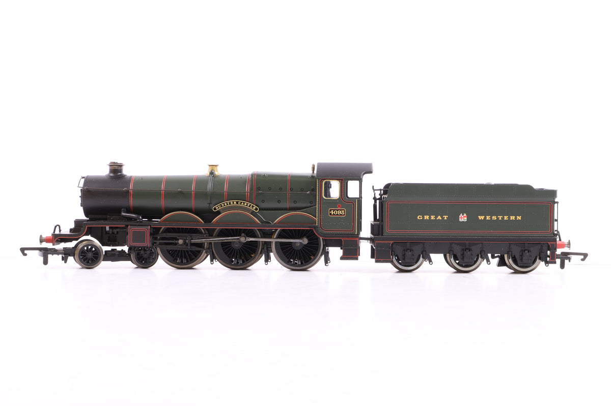 Hornby R 2317 Castle Class Loco '4093 Dunster Castle' GWR 4-6-0