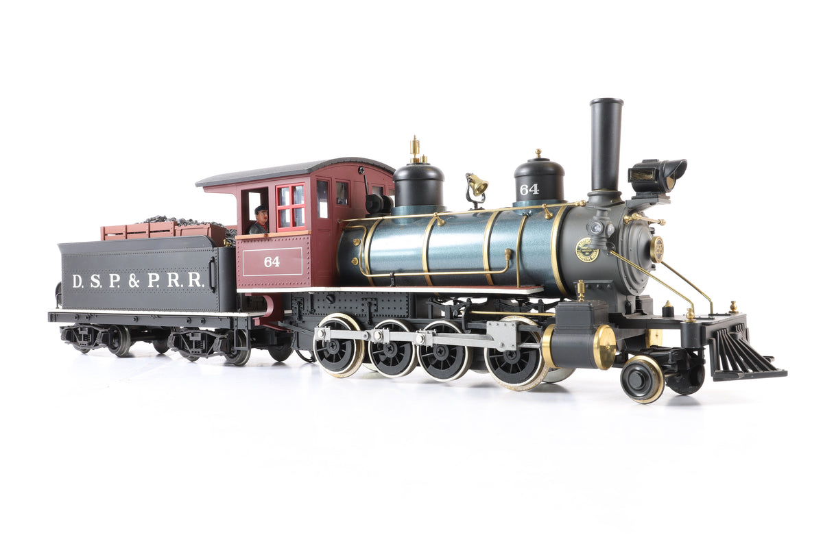 Aristocraft G Scale 80103 C-16 2-8-0 Locomotive and Tender
