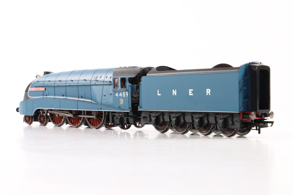 Hornby OO R3252 The Great Goodbye LNER Class A4 Dominion of Canada, Limited Ed.