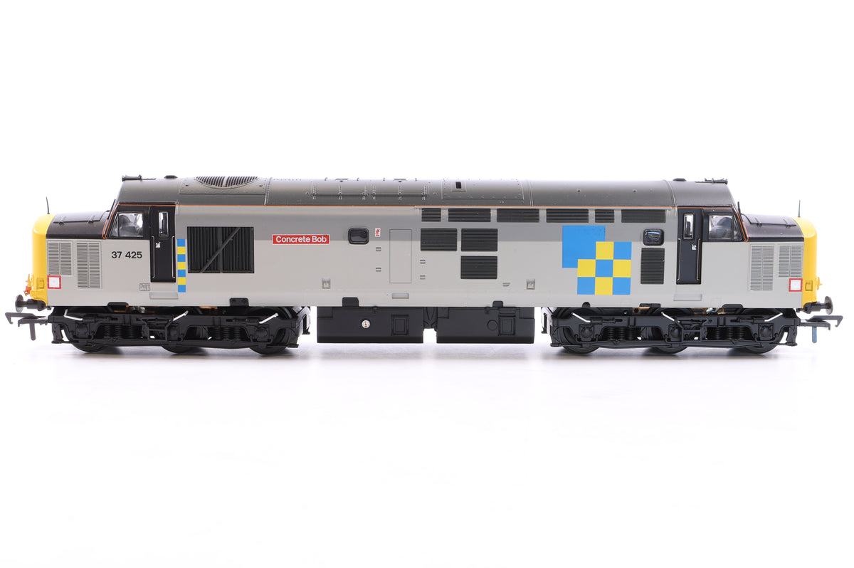 Bachmann OO 32-384Y Class 37/4 37425 'Sir Robert McAlpine/Concrete Bob' BR Construction Sector, Excl. for Rails