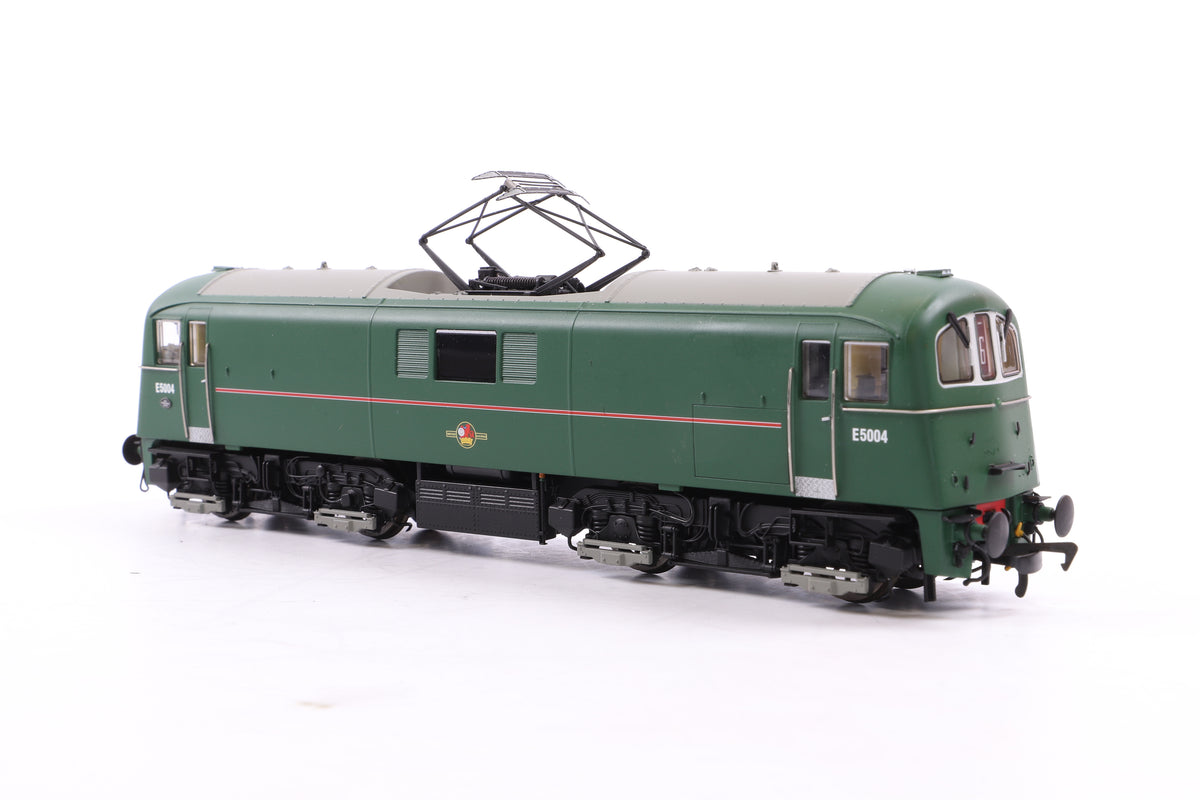 DJ Models OO DJMOO71-002 Class 71 Original Dark Green Red Bodyside Stripe E5004
