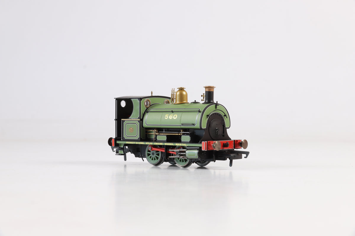 Hornby OO R3615 Peckett W4 0-4-0 Works Peckett '560'