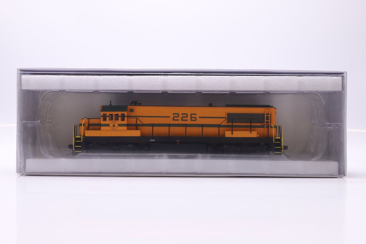 Bowser Exec Line HO #23817 U-25b Loco Maine Central #226