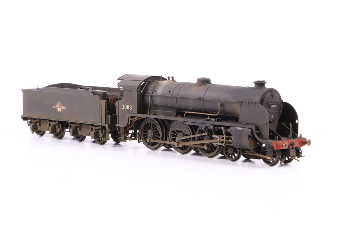 Hornby OO R3413 Late BR S15 Class Loco '30831', TMC Weathered