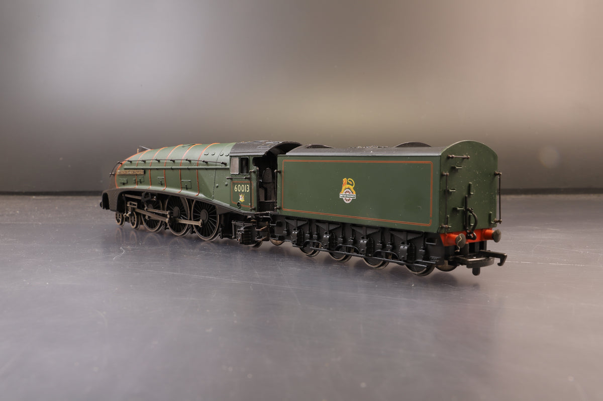 Bachmann OO 31-955 A4 60013 'Dominion of New Zealand' BR Green E/Emblem