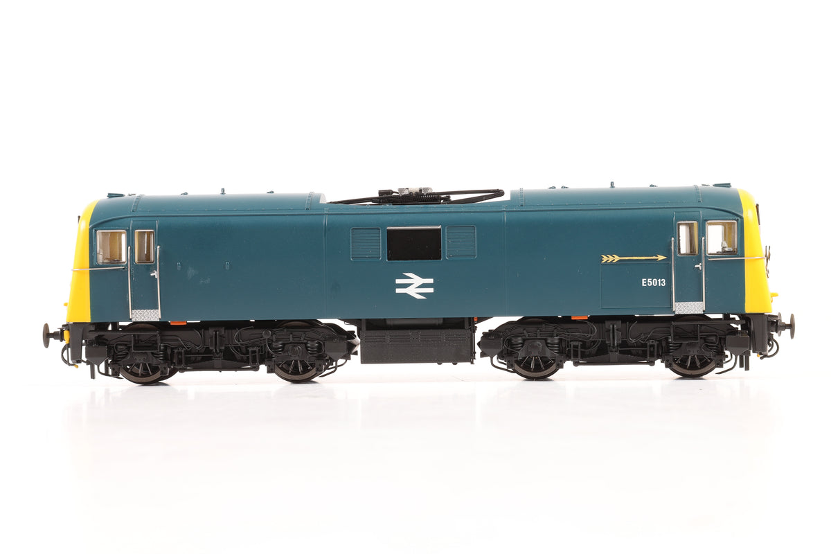 DJ Models OO Gauge OO71-004HAT Class 71 E5013 BR Blue w/Full Golden Arrow Insignia