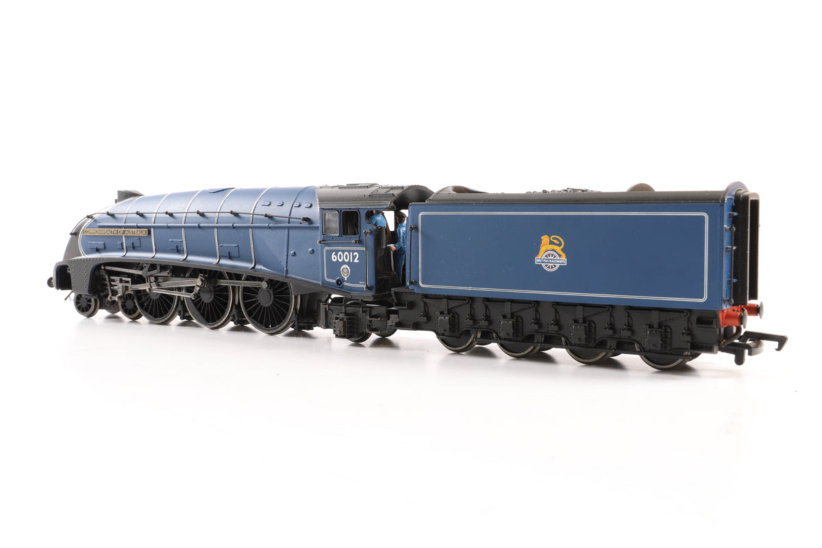 Bachmann OO 31-2001 Set of 3 Class A4 4-6-2 Commonwealth of Australia, Ltd Ed. No. 455 of 1000
