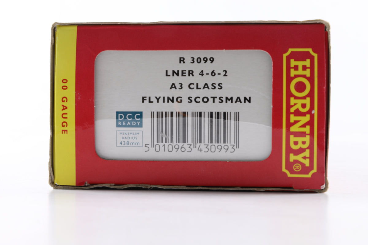 Hornby OO R3099 LNER 4-6-2 A3 Class Flying Scotsman